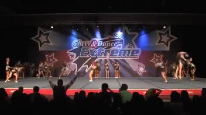 Cheer extreme senior elite!