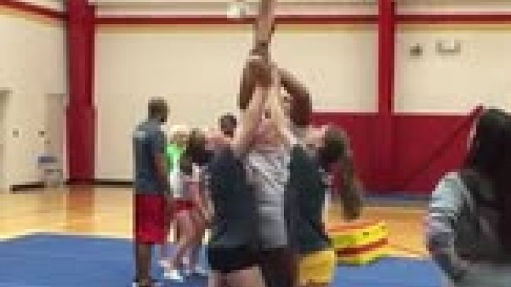 tb to the first McCort open gym!