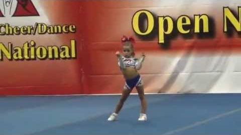 Quick And Easy Cheer Practice Hairstyles Xplore Cheering
