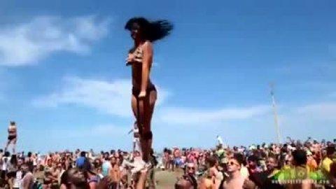 Amazing stunts!!