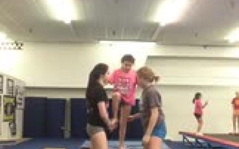 Our Weird Stunt
