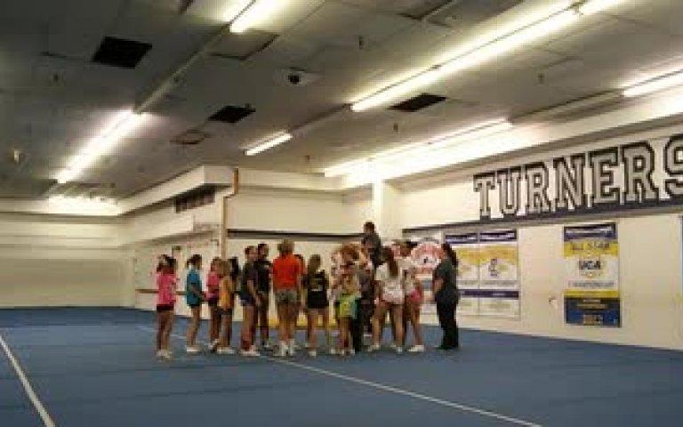 Turners stunt clinic 3/21/15